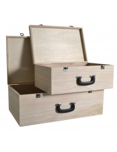 Set de Valises - 19 x 46 x...