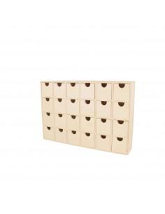 Boîte à casiers - 20.5 x...