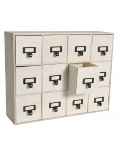 Boîte à casiers - 32.5 x...