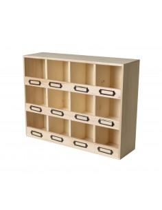 Boîte à casiers - 31.5 x...