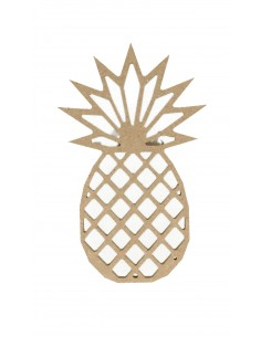 "Silhouette en MDF ""Ananas""..."