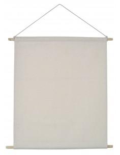 Bannière en Coton - 55 x 45 cm