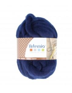 """Laine """"Bleu Nuit"""" - 10 m"""