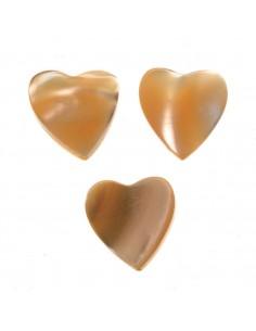 Perles de Nacre Coeurs...