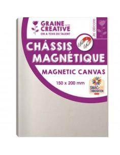 Châssis magnétique - 1.2 cm...