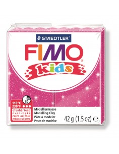 "Pâte Fimo Kids effets ""Rose..."