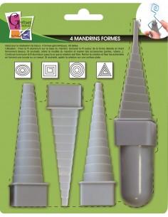 Mandarin Formes - 18.5 x...