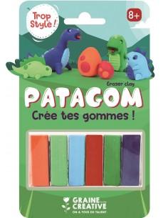 "Patagom ""Dinosaures"" - 6 x..."