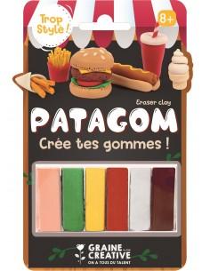 "Patagom ""Junk food"" - 6 x..."