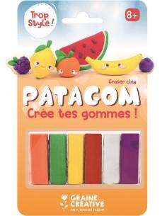 "Patagom ""Fruits"" - 6 x 25 gr"