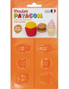 "Moule Patagom ""Junk food"" -..."