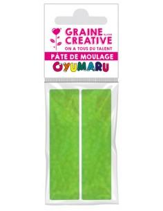 """Pâte Oyumaru """"Vert"""""""