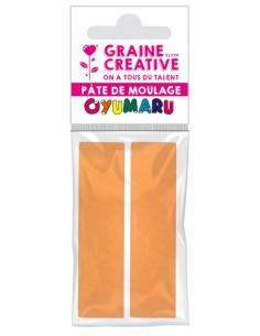 "Pâte Oyumaru ""Orange"""