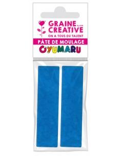 """Pâte Oyumaru """"Bleu foncé"""""""