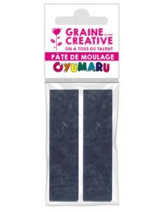 """Pâte Oyumaru """"Noir"""""""
