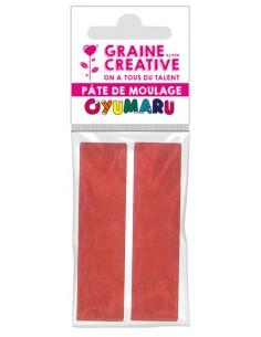"""Pâte Oyumaru """"Rouge"""""""