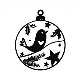 "Tampon ""Boule & Oiseau"" - 6..."