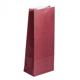 Sacs en papier à fond plat...
