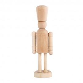 Casse-noix en bois - Ø 5 cm...