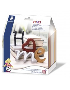 "Kit Fimo ""Lettres"""