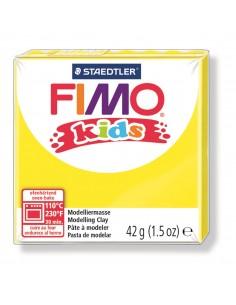 """Pâte Fimo Kids """"Jaune"""" - 42 gr"""