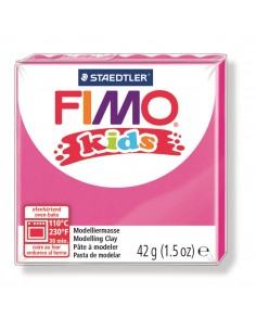 "Pâte Fimo Kids ""Rose foncé""..."