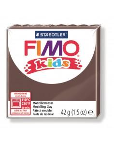 "Pâte Fimo Kids ""Brun"" - 42 gr"