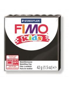 "Pâte Fimo Kids ""Noir"" - 42 gr"