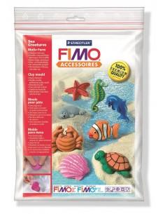 "Moule Fimo ""Sea Créatures"""