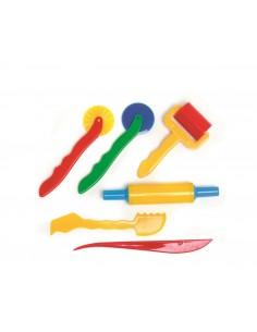 Set d'outils pour modelage