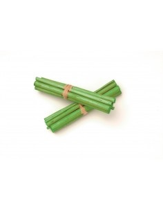 "Tiges de Bambou ""Vert"" - 13 cm"