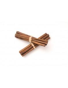 """Tiges de Bambou """"Brun"""" - 13 cm"""