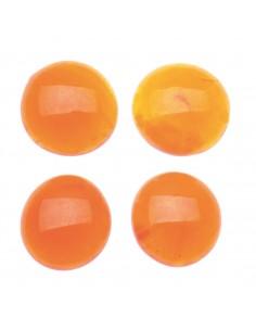 """Nuggets en verre """"Orange"""" -..."""