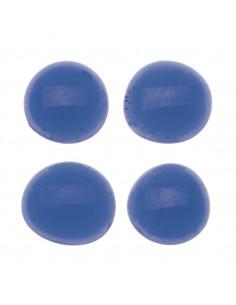 """Nuggets en verre """"Bleu"""" - Ø..."""