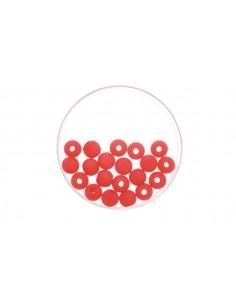 """Perles Polaris Mat """"Rouge""""..."""