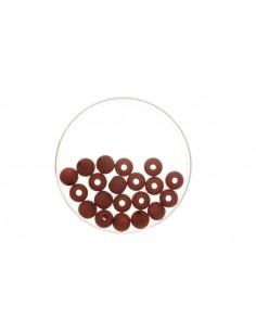 """Perles Polaris Mat """"Rouge..."""