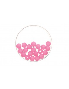 "Perles Polaris Mat ""Rose"" -..."