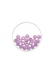 """Perles Polaris Mat """"Lilas""""..."""