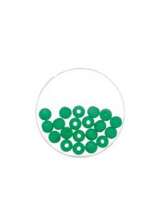 "Perles Polaris Mat ""Vert..."