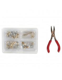 Kit d'accessoires & Pince...