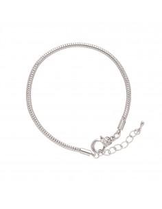 """Bracelet """"Argent"""" - 19 cm"""