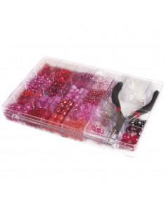Boîte de Perles avec Pince...
