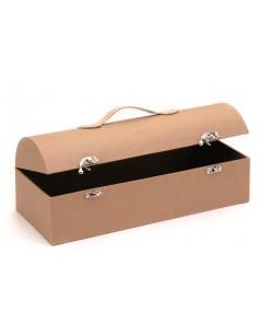 Valise en carton à 2...