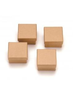 Boîtes Carrées en carton -...