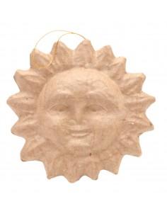 "Figurine en carton ""Soleil""..."