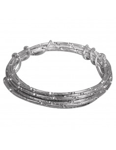 Fil Aluminium avec Diamants...