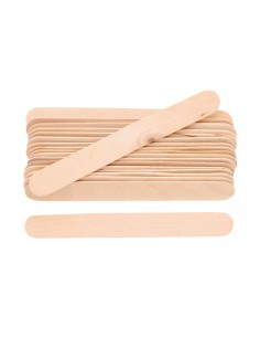 Bâtonnets en bois - 15 cm