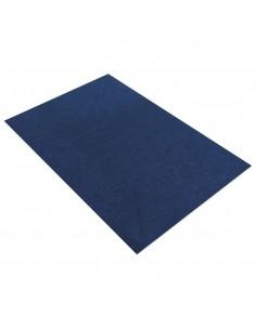 """Feutre Textile """"Bleu Foncé""""..."""