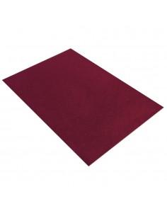 """Feutre Textile """"Rouge Vin""""..."""