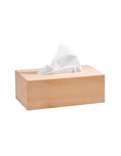 Boîte à mouchoirs en bois...